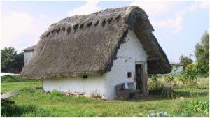 Keltisches Dorf